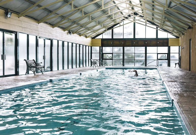Solar Springs Retreat, Bundanoon, Indoor Pool