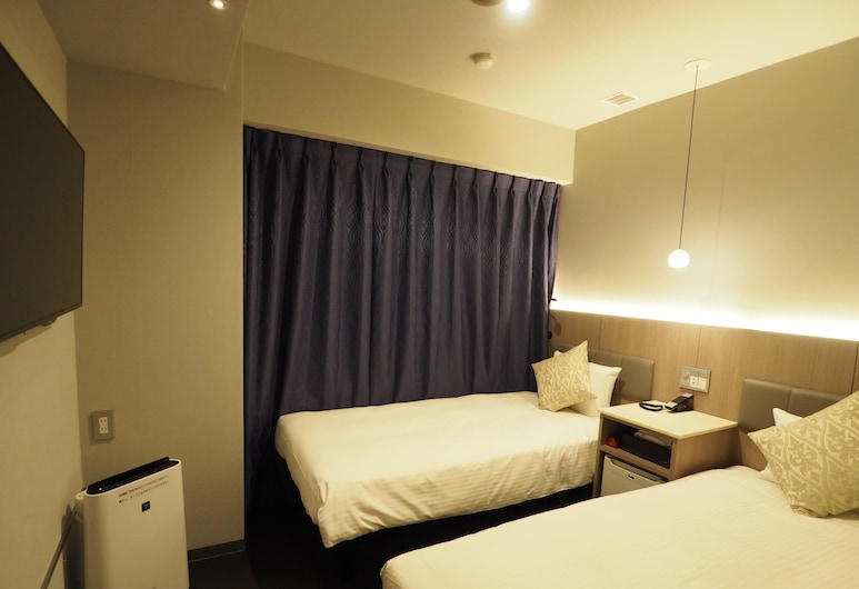 HANEDA INN, Tokyo, Compact Twin Room, Guest Room