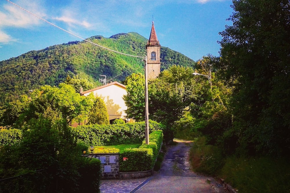 Porretta Holiday Home: Holiday Home in Porretta Terme With Panoramic Garden
