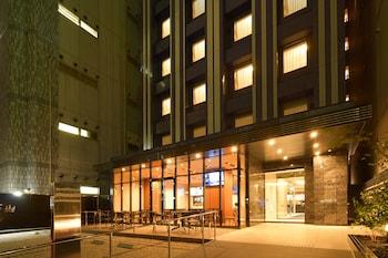 A(z) HOTEL WBF Fukuoka Nakasu hotel fényképe itt: Fukuoka