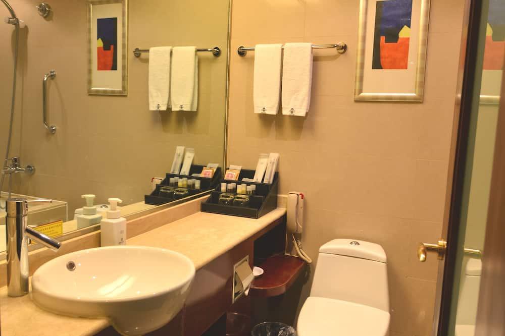 Standard Room, 1 Bedroom, Concierge Service, City View - Bathroom