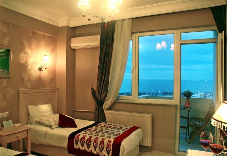 Divas Silver Hotel, Istanbul, Tremannsrom, Gjesterom