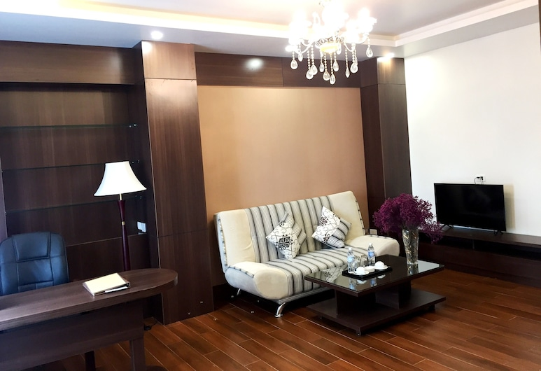 Hung Long hotel, Tu Son, Executive Suite, Guest Room