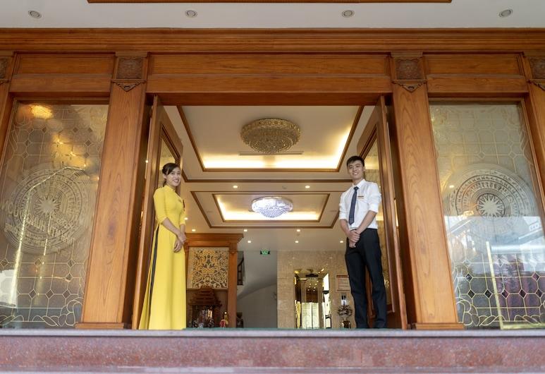 Phuong Anh 2 Hotel, Hai Duong, Rezeption