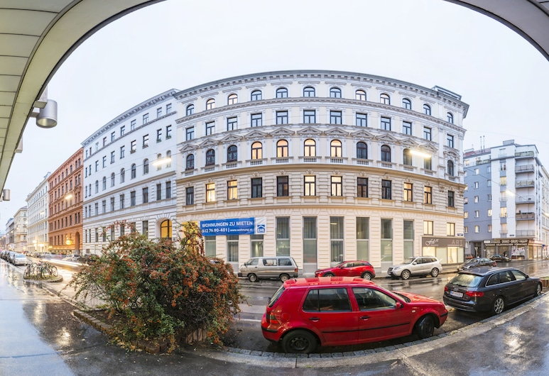 Luxus Maisonette Liechtenstein by Welcome2Vienna, Wien, Fassade der Unterkunft