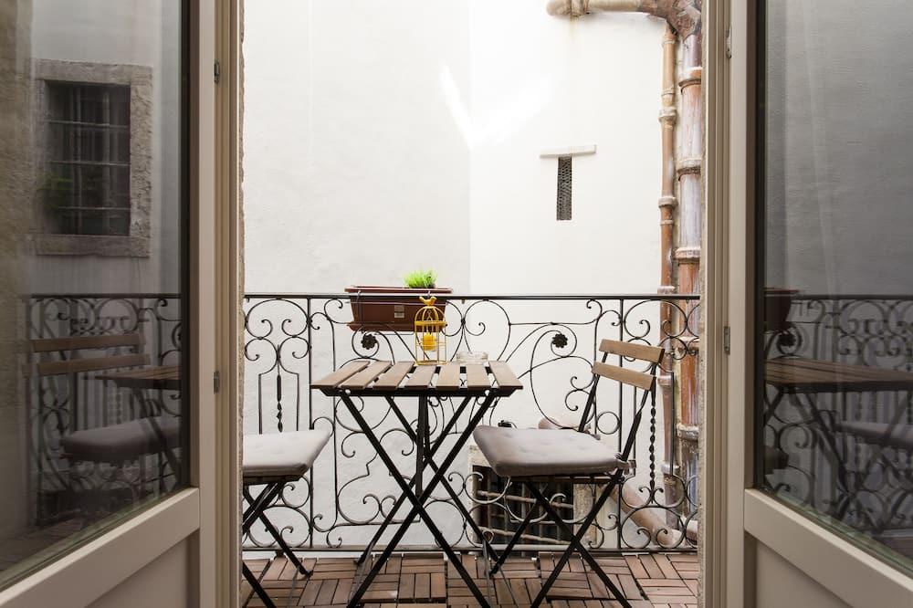 Апартаменты, 1 спальня, балкон (Rua da Madalena 66 4th Floor Right) - Балкон