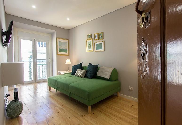 Bairro Alto Elegant by Homing, Lizbona, Apartament, 1 sypialnia (Rua da Atalaia 54, 3rd Floor Left), Powierzchnia mieszkalna