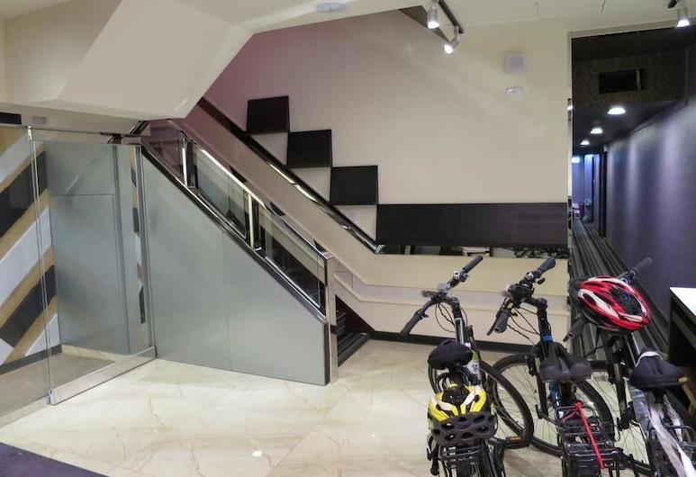 ユン ホン ホテル, 基隆, 階段