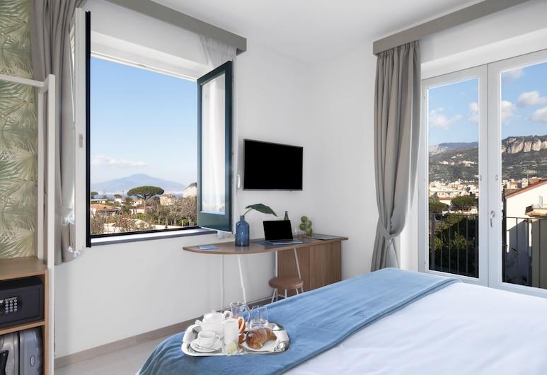 索倫托創新酒店, 聖亞尼雅羅, 豪華雙人房, 海景, 客房