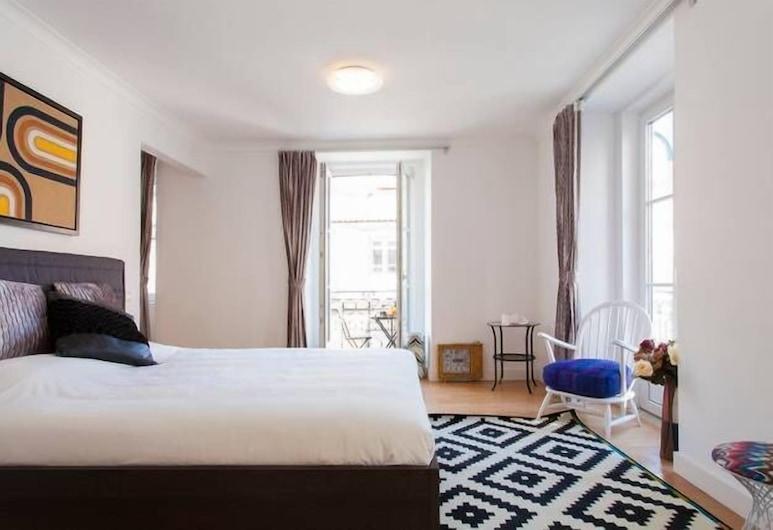 Santa Justa Suite by Homing, Lissabon, Íbúð - 1 svefnherbergi (B - 4th floor), Herbergi