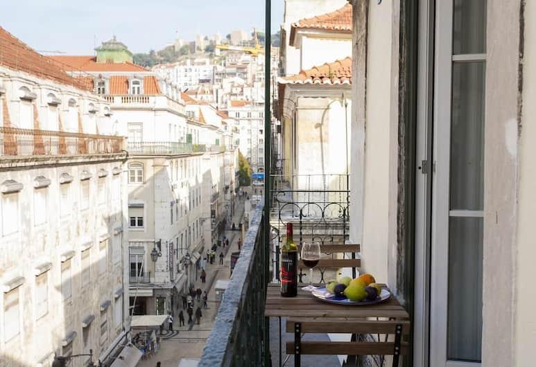 Santa Justa Suite by Homing, Lisboa, Leilighet, 1 soverom (A - 4th floor), Utsikt fra overnattingsstedet