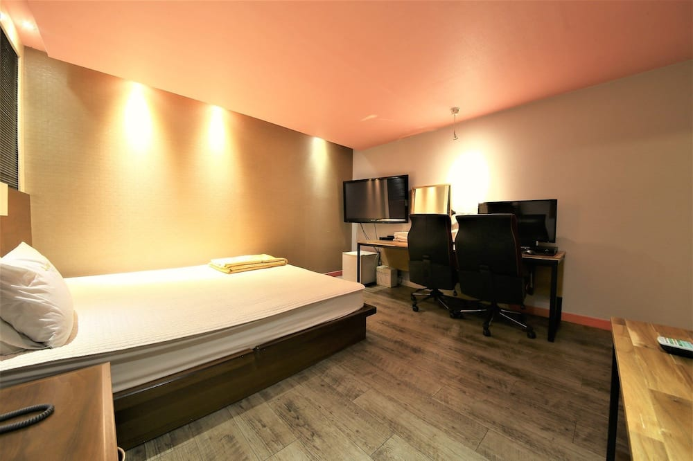 Dvojlôžková izba typu Business - Hosťovská izba