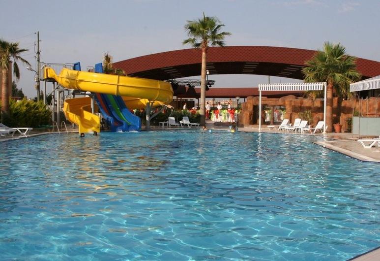 Gumus Hotel, איסקנדרון, פארק מים