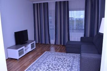 Selline näeb välja Avia Suites Aviapolis 1, Vantaa