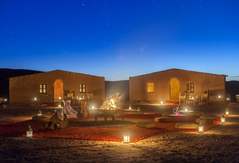 Aladdin Camp, Mhamīd el Gīzlāna