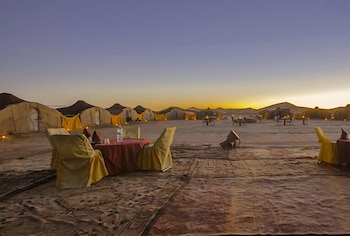 Nuotrauka: Bivouac Le Nomade camp, Mhamid