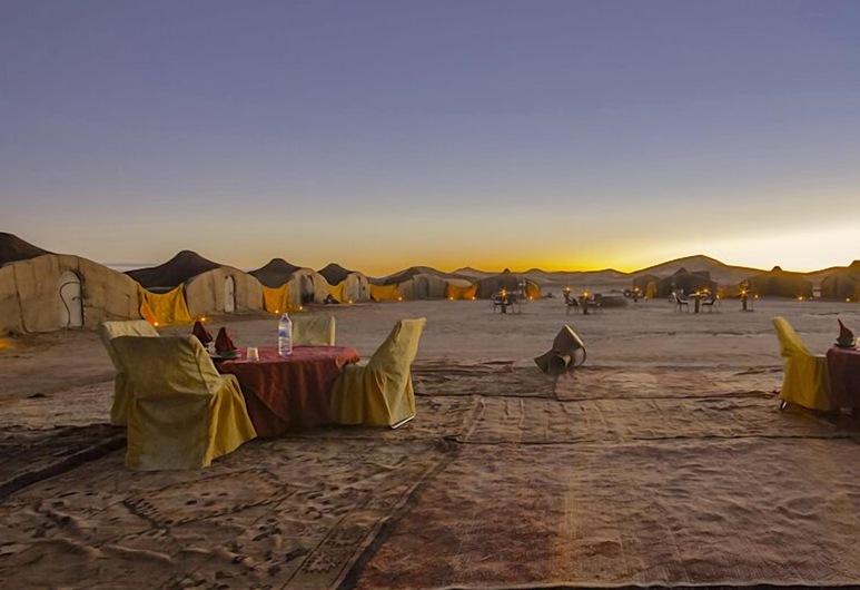 Bivouac Le Nomade camp, M'Hamid El Ghizlane
