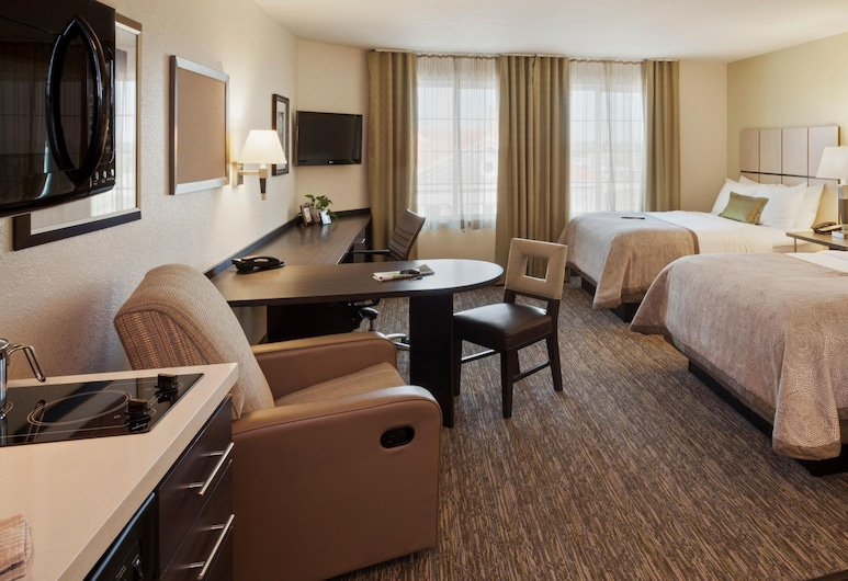 Candlewood Suites Houston North I45, Houston, Guest Room