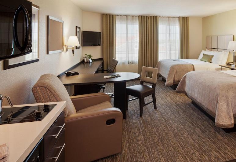Candlewood Suites Houston North I45, Houston, Bilik Tamu