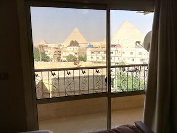Bild vom Happy days pyramids inn in Giza