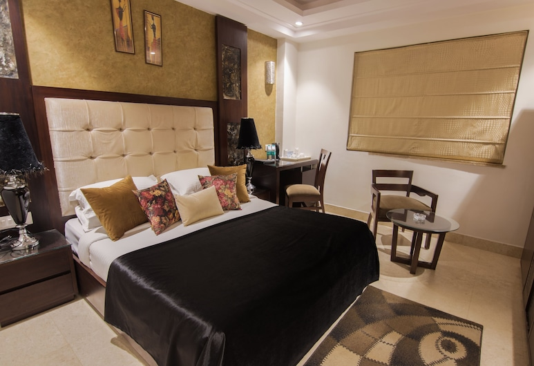 Hotel Grand Imperial, New Delhi, Deluxe Room, 1 Bedroom, Private Bathroom, Guest Room