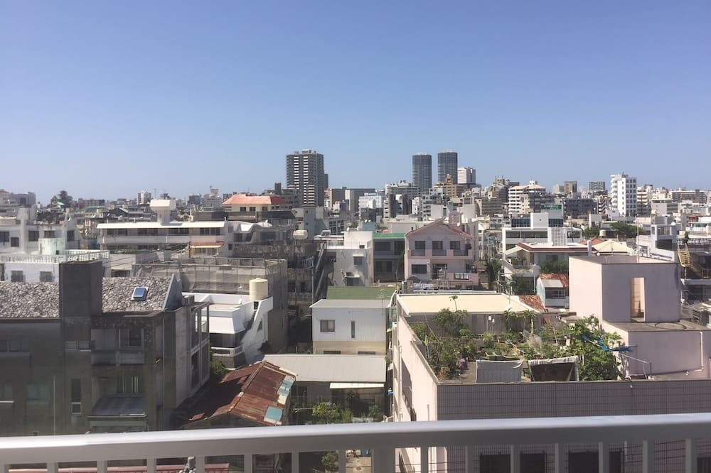 Basic Condo - Balcony View