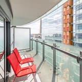 Design Apartment, City View - Balcony