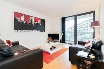 Picture of Fantastic 2BR Flat in Manchester City Centre in Manchester