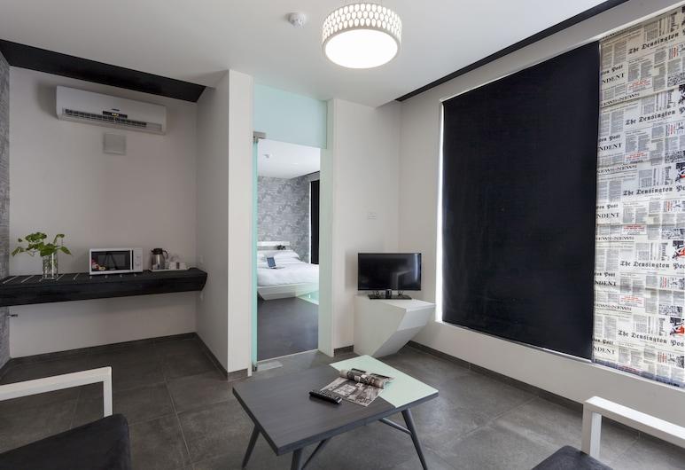 K Tree-A Boutique Hotel, Kolhapur, Room, Living Area