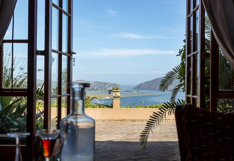 Moncrieff Manor, Knysna, Classic Double Room, 1 Bedroom, Lagoon View, Guest Room View