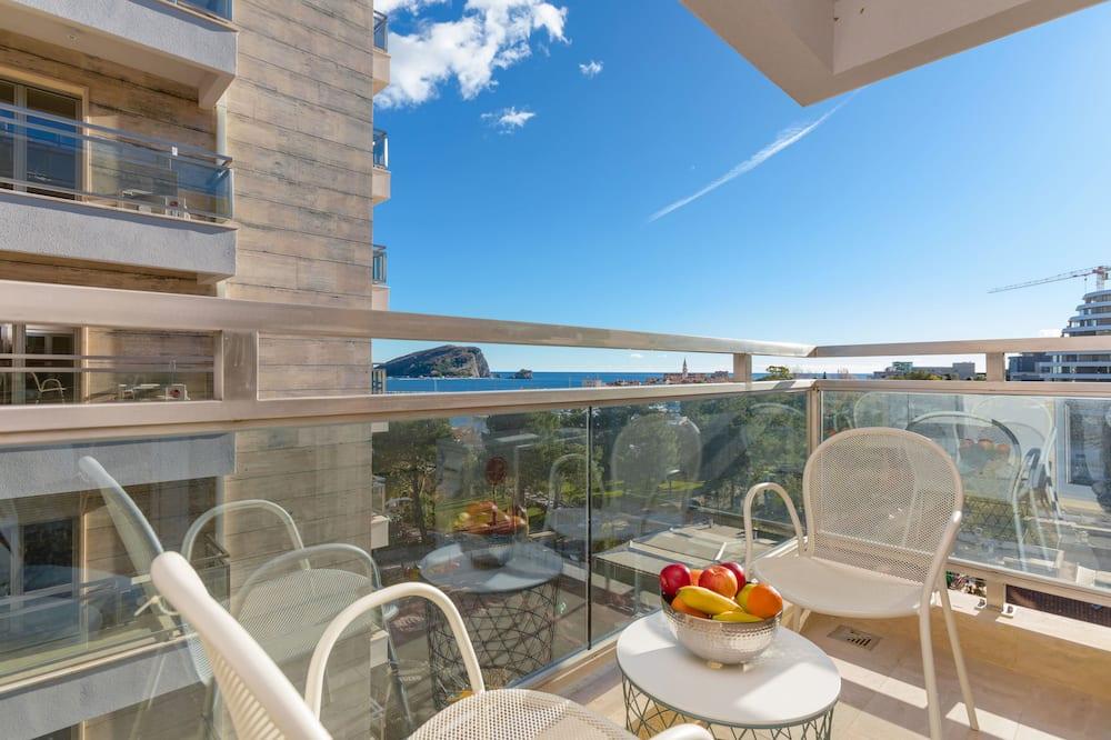 Apartment, 1 Bedroom, Balcony, Sea View - Balcony
