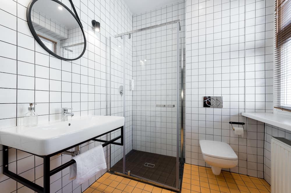 Kamar Twin Standar, 1 kamar tidur, kamar mandi pribadi, pemandangan kota - Kamar mandi
