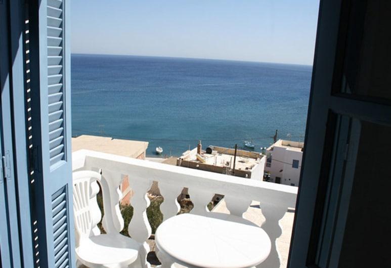Ξενοδοχείο Μαϊστράλι, Karpathos, Στούντιο, Θέα στη Θάλασσα, Μπαλκόνι
