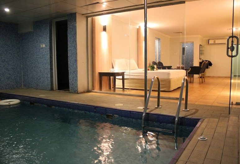 Lazourd Palace Hotel Apartments, Taif, Indoor Pool