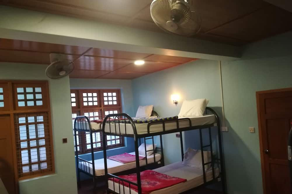 1 Bed in 10-Bed Mixed Dorm - Street View