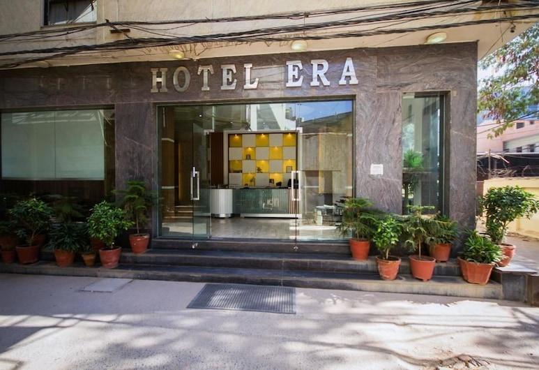 Hotel Era Residency, Yeni Delhi, Otel Girişi