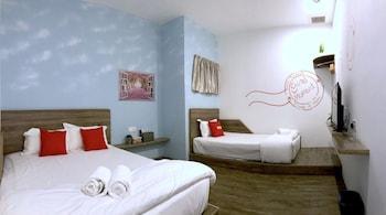 Ipoh — zdjęcie hotelu Winggarden Murals House