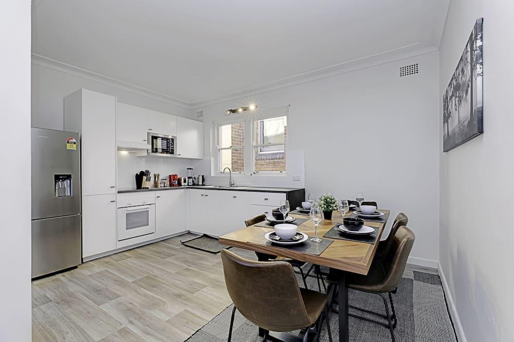 Lägenhet - 4 sovrum - Matservice på rummet