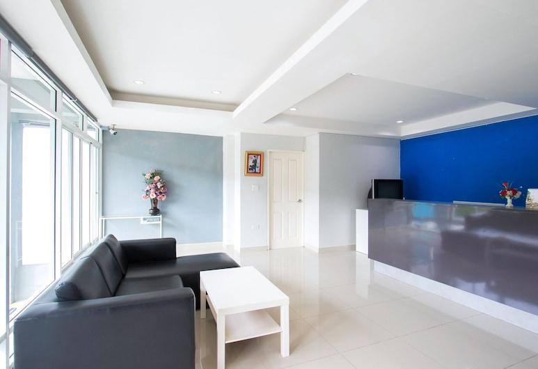NW Apartment Lasalle 59, Bankokas, Poilsio zona vestibiulyje
