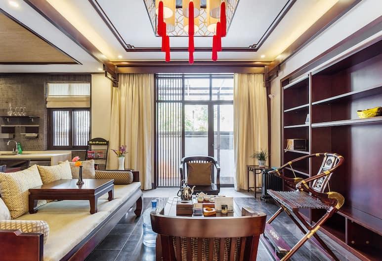 Yueshanshui, Lijiang, Elite Villa, 3 Yatak Odası, Oturma Alanı