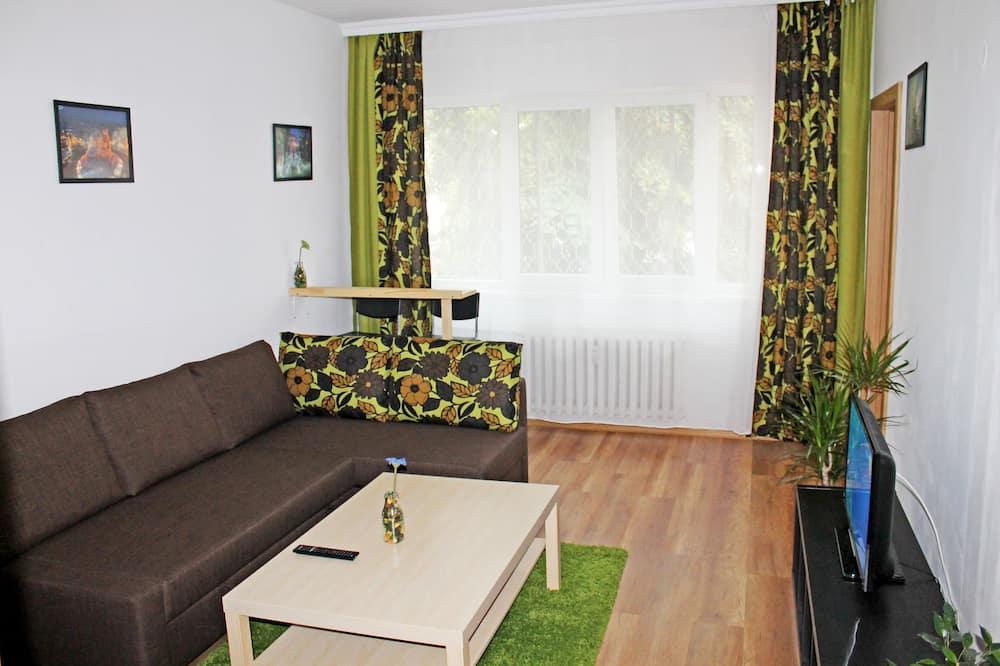 Апартаменти категорії «Комфорт», 1 спальня, кухня - Вітальня