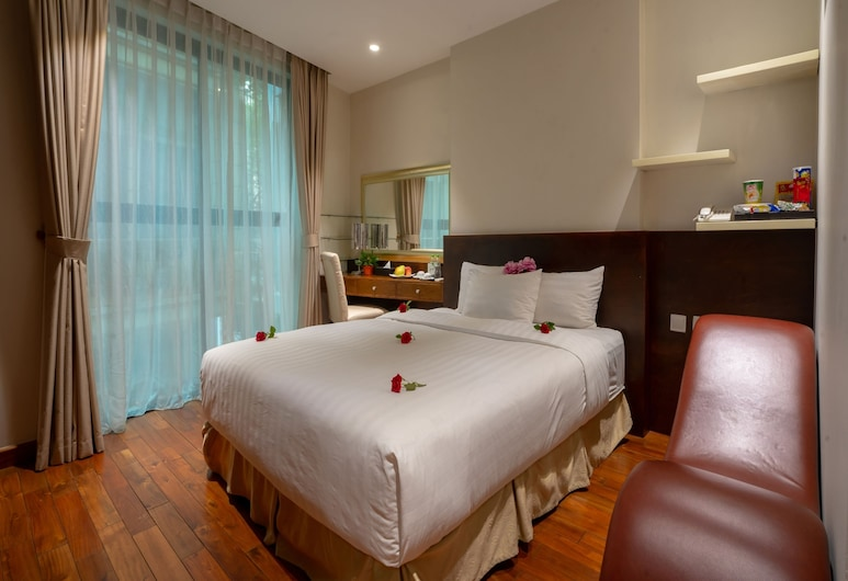 Hovi Universal, Hanoi, Luxury Room, Guest Room