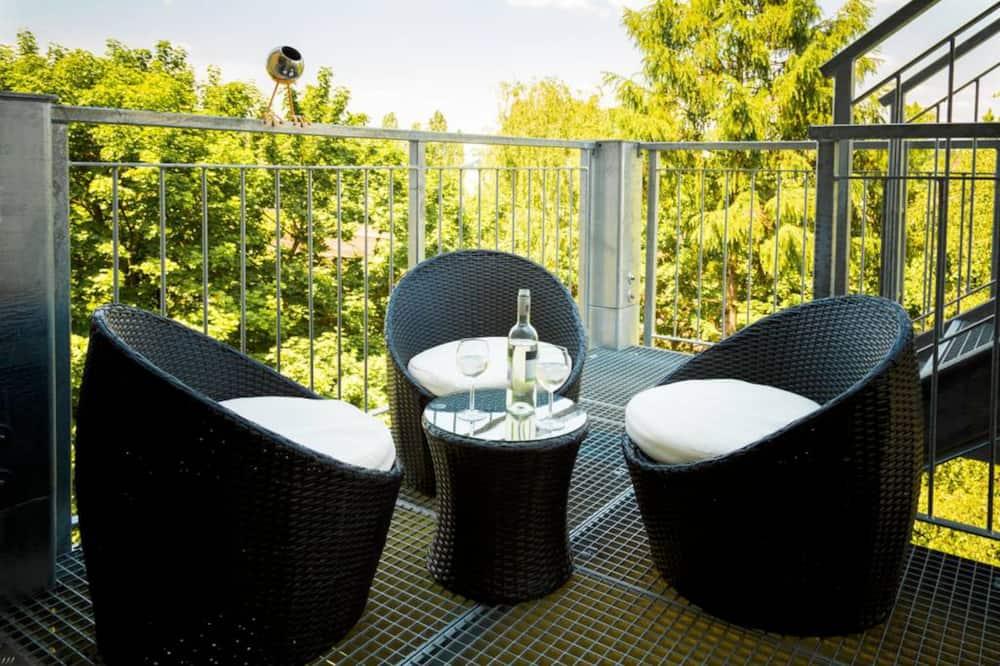 Penthouse, 3 Bedrooms, Balcony - Balcony