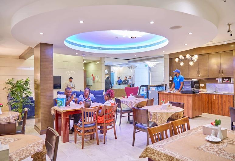 Grand Square Hotel, Dubajus, Vestibiulis