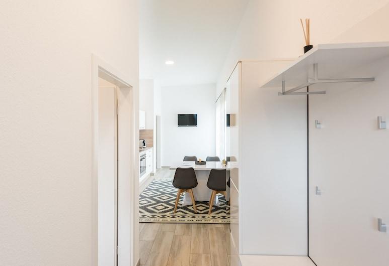 Gleuel Inn Apartments, Huerth, Liukso klasės vienvietis kambarys, 1 viengulė lova, Kambarys