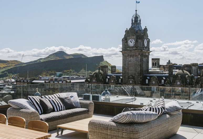 Cheval The Edinburgh Grand, Édimbourg, Penthouse, 3 chambres, Terrasse/Patio