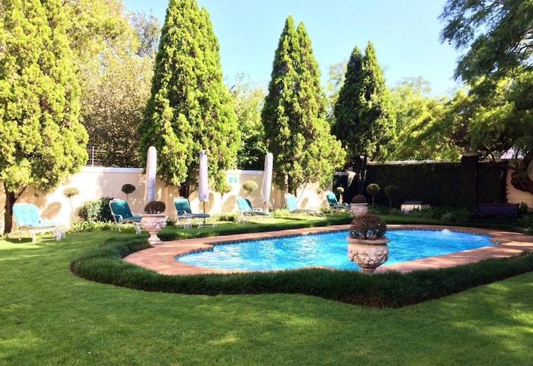 Rozenhof Guesthouse, Pretoria, Outdoor Pool