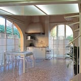 Apartment, 1 Bedroom, Garden View (Limonaia) - In-Room Dining