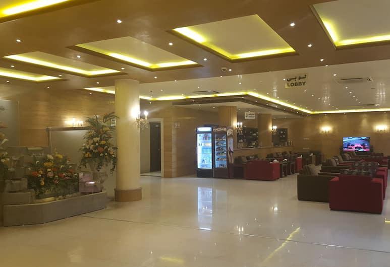 Aknan Al Yasmine Furnished Units, Riyadh, Lobby