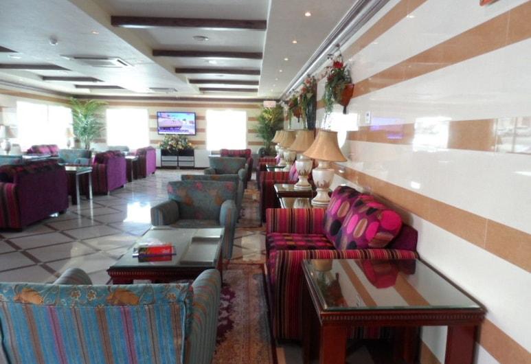 Aknan Al Morooj Furnished Units, Riyadh, Lobby Sitting Area